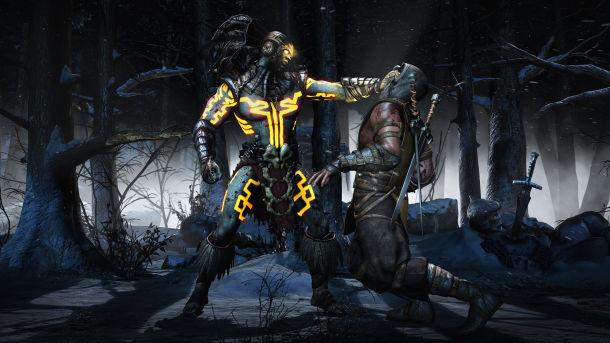 MortalKombatX_Kotal_Scorpion_SnowForest_Choke-610x343