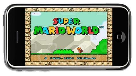 Nintendo-mobile