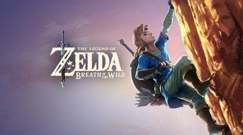 Concept art of The Legend of Zelda: Breath of the Wild.
