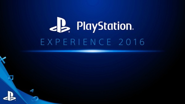 Playstation Experience 2016 Banner.