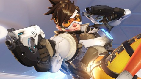 A picture of Tracer from Overwatch, a game priced at $60 upon release.