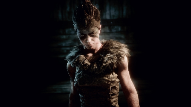 Screenshot from Hellblade: Senua's Sacrifice.