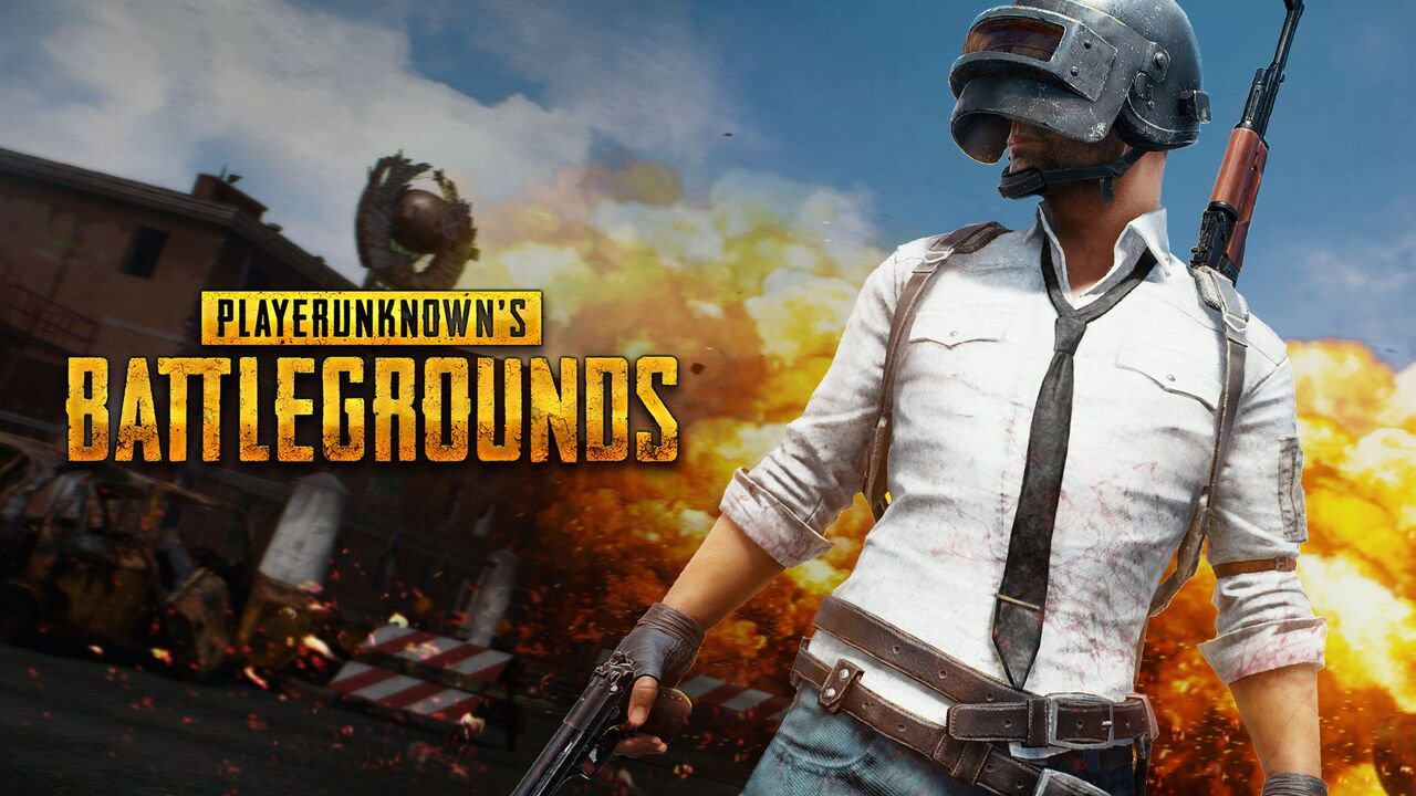 Pubg Logo: Dear Bluehole And PUBG, You Can't Own A Genre