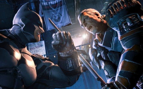 Screenshot from Batman Arkham Origins by WB Games Montreal.