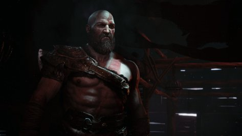 God of War screenshot.