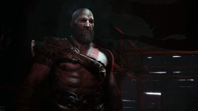 God of War screenshot.