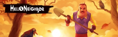 Promotional image for Hello Neighbor.