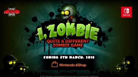 I, Zombie Logo Switch
